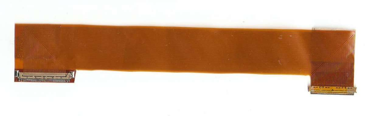 """LCD 15.6"""" kabel redukce z levé strany na pravou-přechodka-converter left-right"""
