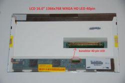"Asus K60I display 16"" WXGA HD 1366x768"