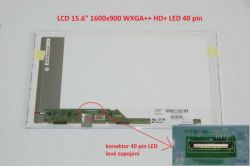 "Samsung NT200B5C display 15.6"" LED LCD displej WXGA++ HD+ 1600x900"