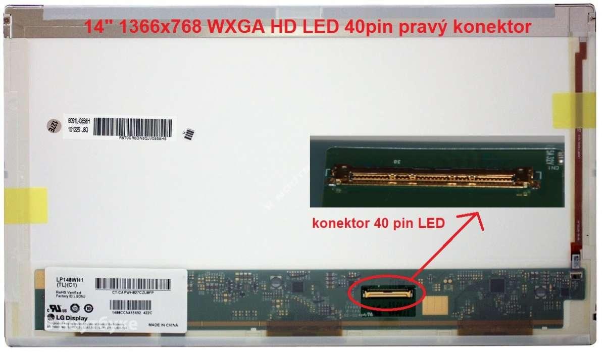 LCD 14 LED