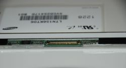 "LTN156AT19-G01 LCD 15.6"" 1366x768 WXGA HD LED 40pin Slim DH Special display displej"