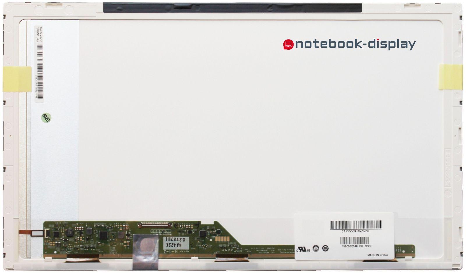 """B156RW01 V.1 LCD 15.6"""" 1600x900 WXGA++ HD+ LED 40pin display displej AU Optronics"""