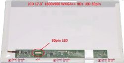 "Acer Aspire E1-732G display 17.3"" LED LCD displej WXGA++ HD+ 1600x900"
