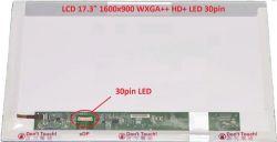 "Acer Aspire ES1-731 display 17.3"" LED LCD displej WXGA++ HD+ 1600x900"