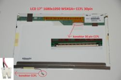 """Display LP171WE2(TL)(03) 17"""" 1680x1050 CCFL 30pin"""
