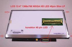 "MSI X370 display 13.4"" LED LCD displej WXGA HD 1366x768"