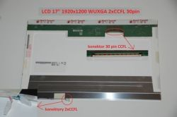 "Display B170UW02 17"" 1920x1200 2xCCFL 30pin"