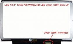 "Display B133XTN01.6 HW4A 13.3"" 1366x768 LED 30pin (eDP) Slim LP"