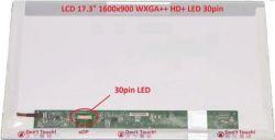 "Lenovo B70-80 80MR display 17.3"" LED LCD displej WXGA++ HD+ 1600x900"