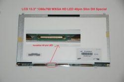 """Samsung NP530U3B display 13.3"""" LED LCD displej WXGA HD 1366x768"""